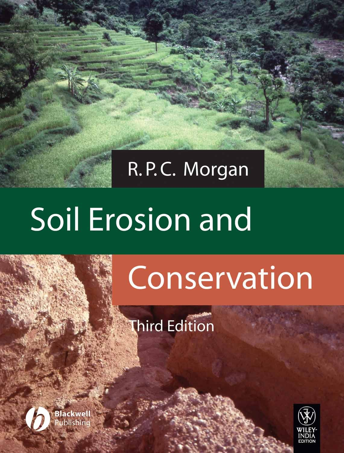 essay on soil erosion Soil erosion occurs when soil is removed through the action of wind and water at  a greater rate than it is formed soil the soil covering the surface of the earth.