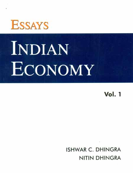 essay about indian economy The economic history of india is the story of india's evolution from a largely agricultural and trading society to a mixed economy of indian economy, 1858–1914.