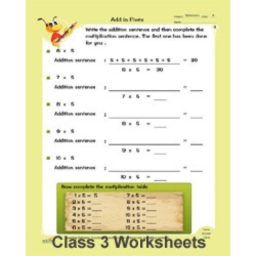 Evs holiday homework for class 2