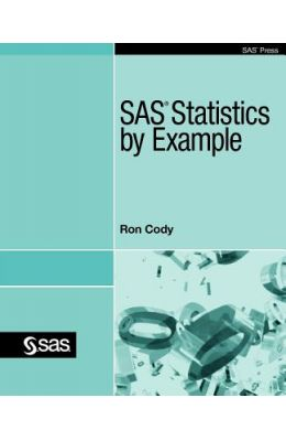 SAS Statistics by Example