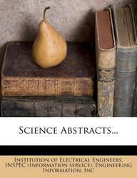 Science Abstracts...