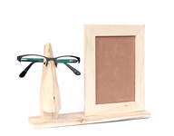 IVEI Spectacle Stand With Photoframe