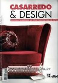 Casarredo & Design Quarterly Issued Magazine       2/2013 Euro 5