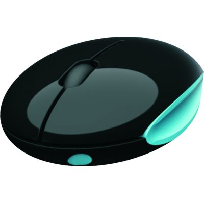 Portronics iMooze wireless (Black Blue)