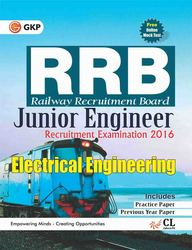 Rrb Electgrical Engineering Junior Engineer Recruitment Examination 2016