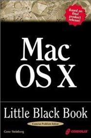 Mac Os X: Little Black Book