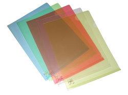 Neo Clear Holder - 1 Pocket, Transparent Colours