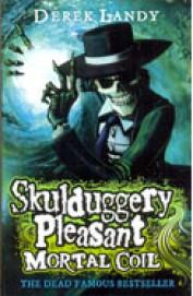 Skulduggery Pleasant 05 : Mortal Coil