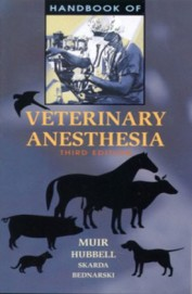 Hand Book Of Veterinary Anesthesia