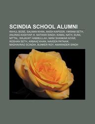 Scindia School Alumni: Rahul Bose, Salman Khan, Anish Kapoor, Vikram Seth, Anurag Kashyap, K. Natwar Singh, Kamal Nath, Sunil Mittal by Source Wikipedia price in India.
