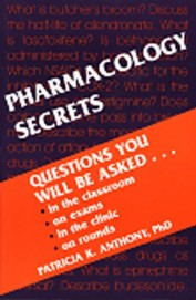 Pharmacology Secrets