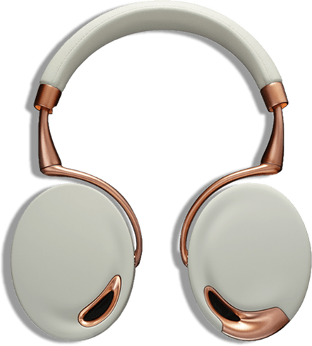 Parrot ZIK by Starck, Rose Gold Z3
