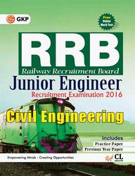 Rrb Civil Engineering Junior Engineer Recruitment Examination 2016