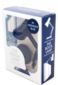 The Book Lamp-Midnight Blue