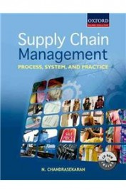 Supply Chain Management Process System & Practice  W/Cd