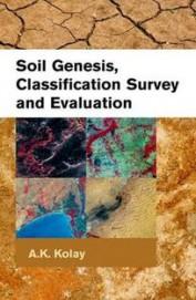 Soil Genesis Classification Survey & Evaluation Set Of 2