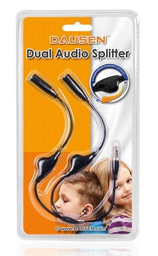 Dausen Smart Headphone Splitter
