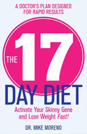 17 Day Diet : A Doctors Plan Designed For Rapid    Results
