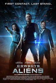 Cowboy V / s Aliens