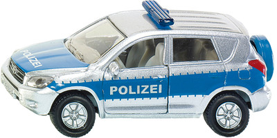 Siku off Road police