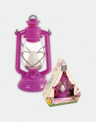 The Base Camp Reading Lamp-Perfectly Purple