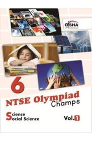 Ntse Olympaid Champs Science Social Science Vol 1 Class 6