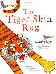 Tiger-skin Rug