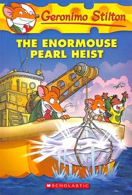 The Enormouse Pearl Heist price comparison at Flipkart, Amazon, Crossword, Uread, Bookadda, Landmark, Homeshop18