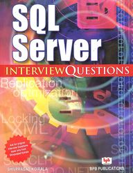 SQL Server: Interview Questions (English) 1st Edition price comparison at Flipkart, Amazon, Crossword, Uread, Bookadda, Landmark, Homeshop18