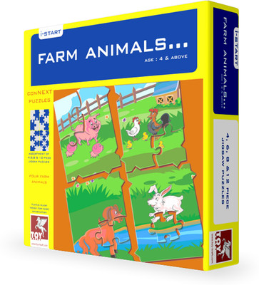 Toy Kraft Farm Animals