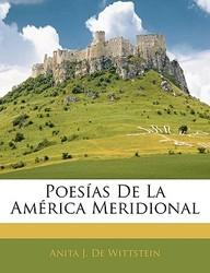 Poesas de La Amrica Meridional