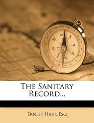 The Sanitary Record...