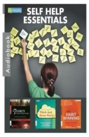Self Help Essentials - Combo Pack OF 3 CDs (Audio Book)
