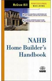 Nahb Home Builders Handbook