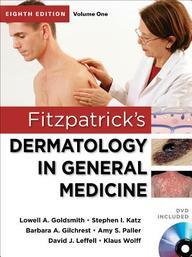 Fitzpatricks Dermatology In General Medicine W/Dvd Set Of 2 Vols