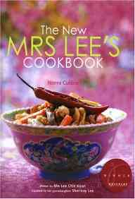 New Mrs Lee's Cookbook Volume 1: Nonya Cuisine The