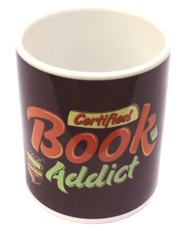 Store67 Mug - Book addict