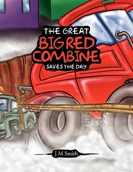 The Great Big Red Combine Saves The Day