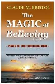Magic Of Believing In You