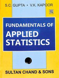 Fundamentals Of Applied Statistics