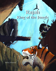 Rajah-king Of The Jungle