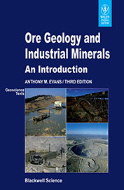 Ore Geology & Industiral Minerals An Introduction