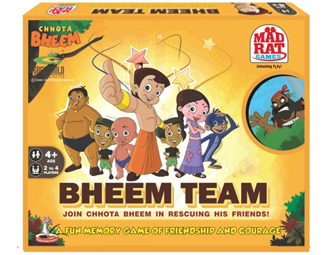 Chhota Bheem - Bheem Team