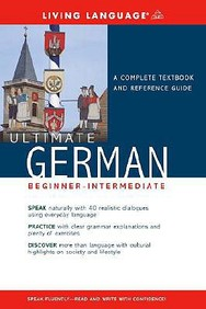 Living Language Ultimate German Beginner-intermediate