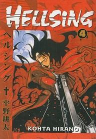 Hellsing, Volume 4