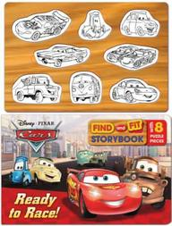 Cars Ready To Race (disney Find And Fit)
