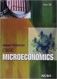 Cbse Microeconomics Class 12