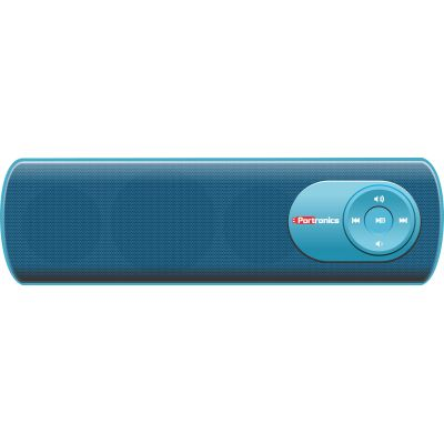 Portronics Pure Sound Speaker (Blue)