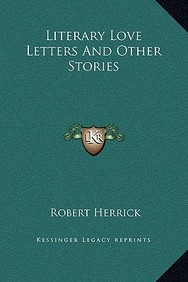Literary Love Letters and Other Stories