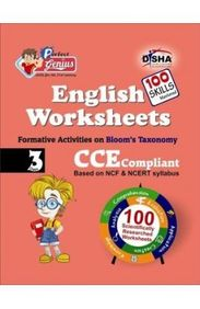 English Worksheets Class 3 Cce Compliant